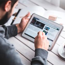 Gestão de benefícios online